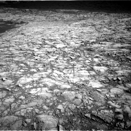 Nasa's Mars rover Curiosity acquired this image using its Right Navigation Camera on Sol 1173, at drive 592, site number 51