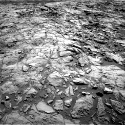 Nasa's Mars rover Curiosity acquired this image using its Right Navigation Camera on Sol 1173, at drive 610, site number 51