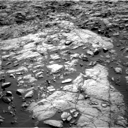 Nasa's Mars rover Curiosity acquired this image using its Right Navigation Camera on Sol 1173, at drive 664, site number 51