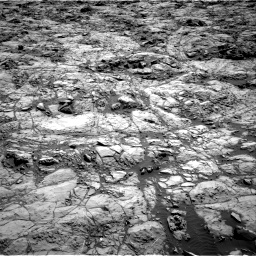 Nasa's Mars rover Curiosity acquired this image using its Right Navigation Camera on Sol 1173, at drive 694, site number 51