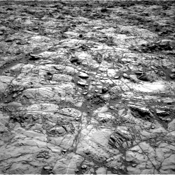 Nasa's Mars rover Curiosity acquired this image using its Right Navigation Camera on Sol 1173, at drive 706, site number 51