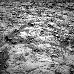 Nasa's Mars rover Curiosity acquired this image using its Right Navigation Camera on Sol 1173, at drive 712, site number 51