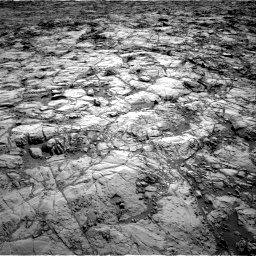 Nasa's Mars rover Curiosity acquired this image using its Right Navigation Camera on Sol 1173, at drive 736, site number 51