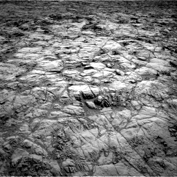 Nasa's Mars rover Curiosity acquired this image using its Right Navigation Camera on Sol 1173, at drive 742, site number 51