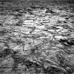 Nasa's Mars rover Curiosity acquired this image using its Right Navigation Camera on Sol 1173, at drive 748, site number 51
