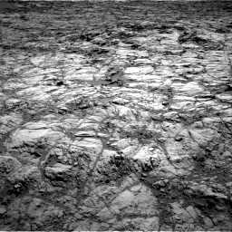 Nasa's Mars rover Curiosity acquired this image using its Right Navigation Camera on Sol 1173, at drive 754, site number 51