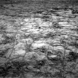 Nasa's Mars rover Curiosity acquired this image using its Right Navigation Camera on Sol 1173, at drive 760, site number 51