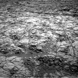 Nasa's Mars rover Curiosity acquired this image using its Right Navigation Camera on Sol 1173, at drive 772, site number 51