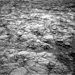 Nasa's Mars rover Curiosity acquired this image using its Right Navigation Camera on Sol 1173, at drive 784, site number 51