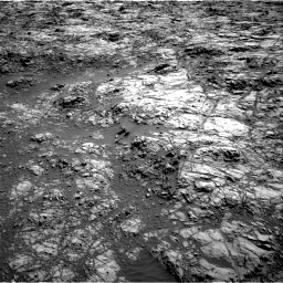 Nasa's Mars rover Curiosity acquired this image using its Right Navigation Camera on Sol 1173, at drive 808, site number 51