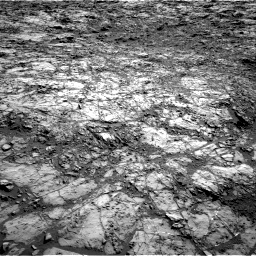 Nasa's Mars rover Curiosity acquired this image using its Right Navigation Camera on Sol 1173, at drive 844, site number 51