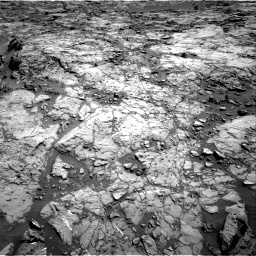 Nasa's Mars rover Curiosity acquired this image using its Right Navigation Camera on Sol 1174, at drive 880, site number 51