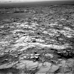 Nasa's Mars rover Curiosity acquired this image using its Right Navigation Camera on Sol 1174, at drive 1084, site number 51