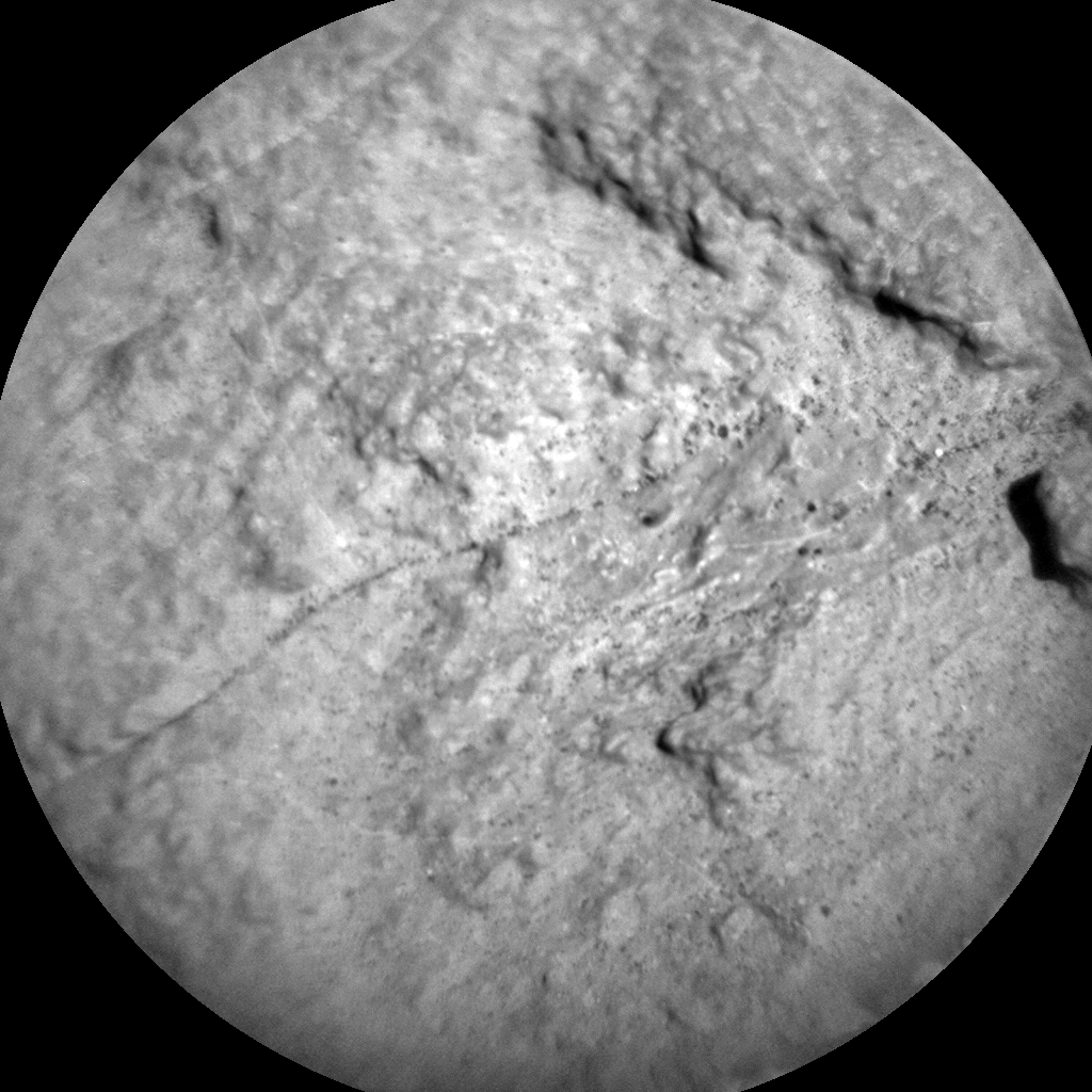 Nasa's Mars rover Curiosity acquired this image using its Chemistry & Camera (ChemCam) on Sol 1177, at drive 1102, site number 51