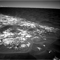 Nasa's Mars rover Curiosity acquired this image using its Right Navigation Camera on Sol 1179, at drive 1102, site number 51
