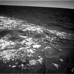 Nasa's Mars rover Curiosity acquired this image using its Right Navigation Camera on Sol 1179, at drive 1120, site number 51