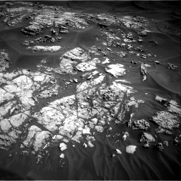 Nasa's Mars rover Curiosity acquired this image using its Right Navigation Camera on Sol 1181, at drive 1162, site number 51