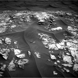 Nasa's Mars rover Curiosity acquired this image using its Right Navigation Camera on Sol 1181, at drive 1228, site number 51