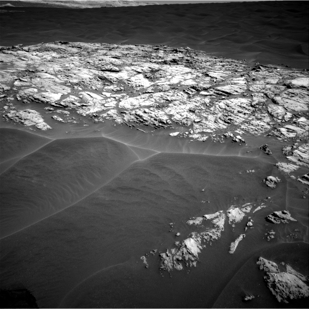 Sol 1183: Completing mobility tests | USGS Astrogeology ...