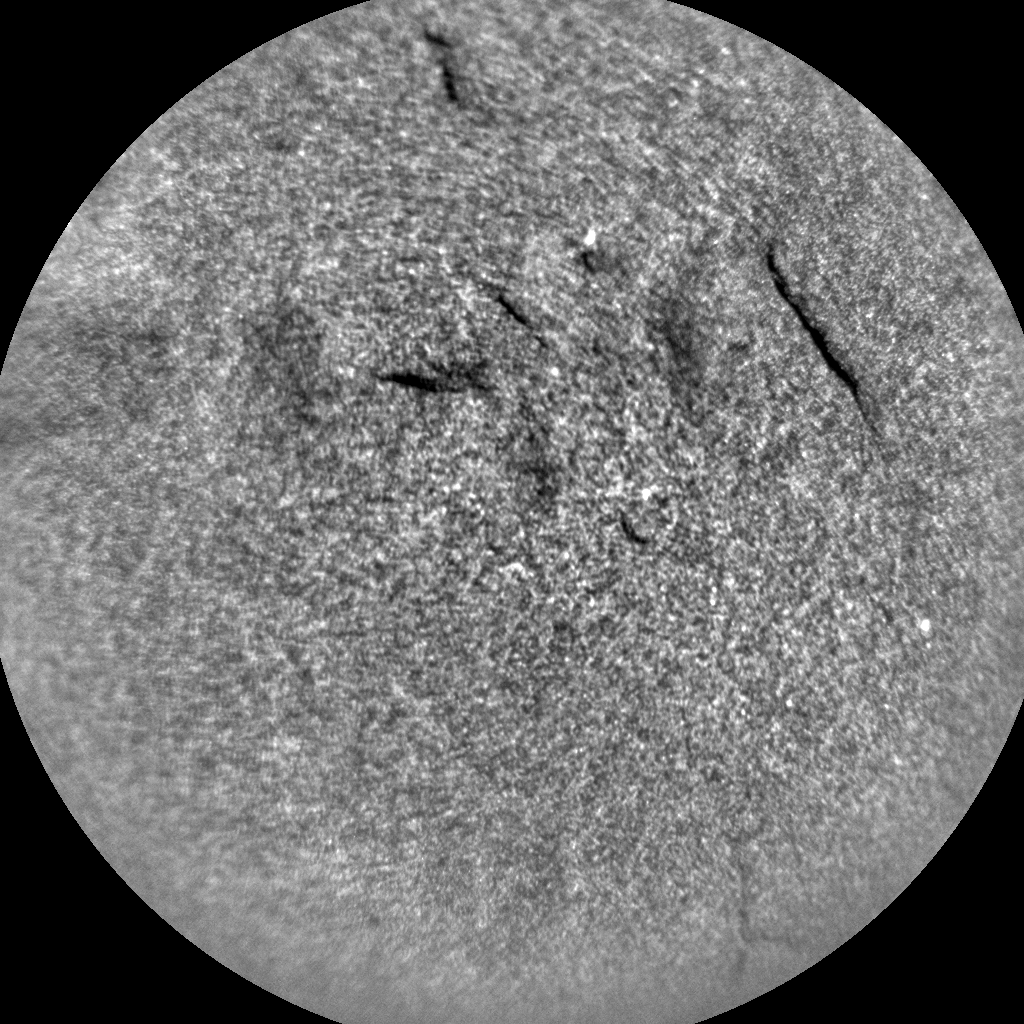 Nasa's Mars rover Curiosity acquired this image using its Chemistry & Camera (ChemCam) on Sol 1182, at drive 1298, site number 51