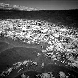 Nasa's Mars rover Curiosity acquired this image using its Right Navigation Camera on Sol 1183, at drive 1358, site number 51