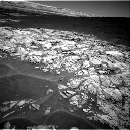 Nasa's Mars rover Curiosity acquired this image using its Right Navigation Camera on Sol 1183, at drive 1370, site number 51