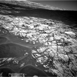 Nasa's Mars rover Curiosity acquired this image using its Right Navigation Camera on Sol 1183, at drive 1376, site number 51