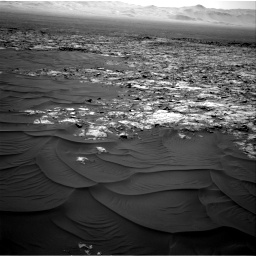 Nasa's Mars rover Curiosity acquired this image using its Right Navigation Camera on Sol 1185, at drive 1442, site number 51