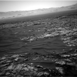 Nasa's Mars rover Curiosity acquired this image using its Right Navigation Camera on Sol 1185, at drive 1490, site number 51