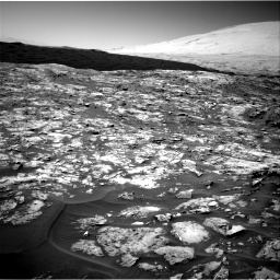 Nasa's Mars rover Curiosity acquired this image using its Right Navigation Camera on Sol 1185, at drive 1508, site number 51