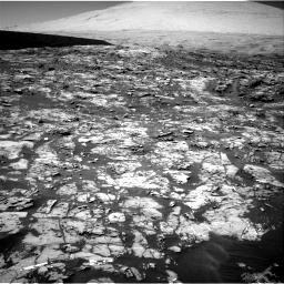 Nasa's Mars rover Curiosity acquired this image using its Right Navigation Camera on Sol 1185, at drive 1562, site number 51