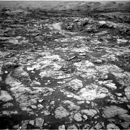 Nasa's Mars rover Curiosity acquired this image using its Right Navigation Camera on Sol 1185, at drive 1598, site number 51