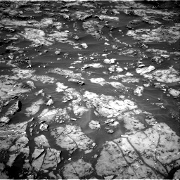 Nasa's Mars rover Curiosity acquired this image using its Right Navigation Camera on Sol 1185, at drive 1658, site number 51