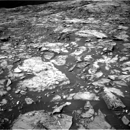Nasa's Mars rover Curiosity acquired this image using its Right Navigation Camera on Sol 1185, at drive 1742, site number 51