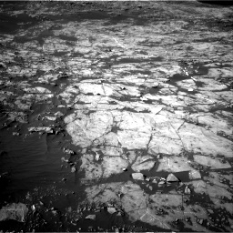 Nasa's Mars rover Curiosity acquired this image using its Right Navigation Camera on Sol 1187, at drive 1854, site number 51