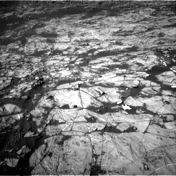 Nasa's Mars rover Curiosity acquired this image using its Right Navigation Camera on Sol 1187, at drive 1866, site number 51