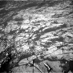 Nasa's Mars rover Curiosity acquired this image using its Right Navigation Camera on Sol 1187, at drive 1878, site number 51