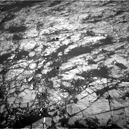 Nasa's Mars rover Curiosity acquired this image using its Right Navigation Camera on Sol 1187, at drive 1884, site number 51