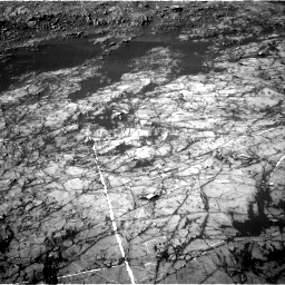 Nasa's Mars rover Curiosity acquired this image using its Right Navigation Camera on Sol 1187, at drive 1914, site number 51