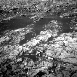 Nasa's Mars rover Curiosity acquired this image using its Right Navigation Camera on Sol 1187, at drive 1926, site number 51