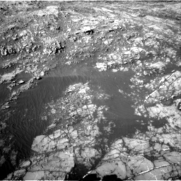 Nasa's Mars rover Curiosity acquired this image using its Right Navigation Camera on Sol 1187, at drive 1938, site number 51