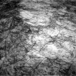 Nasa's Mars rover Curiosity acquired this image using its Left Navigation Camera on Sol 1192, at drive 2028, site number 51