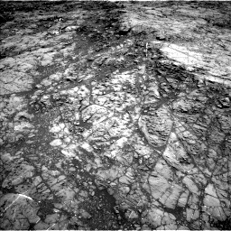 Nasa's Mars rover Curiosity acquired this image using its Left Navigation Camera on Sol 1192, at drive 2040, site number 51