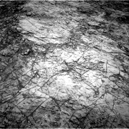 Nasa's Mars rover Curiosity acquired this image using its Right Navigation Camera on Sol 1192, at drive 2028, site number 51