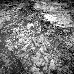 Nasa's Mars rover Curiosity acquired this image using its Right Navigation Camera on Sol 1192, at drive 2040, site number 51
