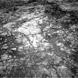 Nasa's Mars rover Curiosity acquired this image using its Right Navigation Camera on Sol 1192, at drive 2052, site number 51