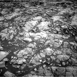 Nasa's Mars rover Curiosity acquired this image using its Right Navigation Camera on Sol 1192, at drive 2070, site number 51