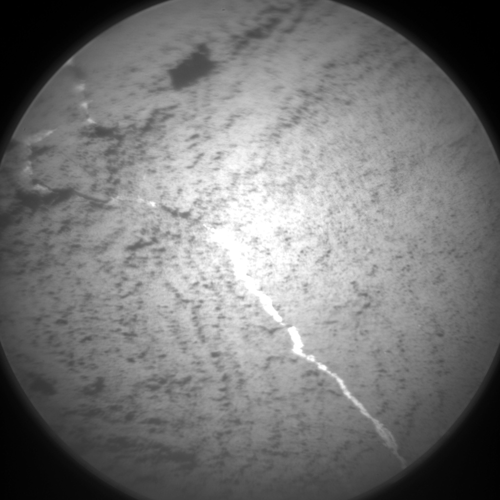 Nasa's Mars rover Curiosity acquired this image using its Chemistry & Camera (ChemCam) on Sol 1199, at drive 0, site number 52