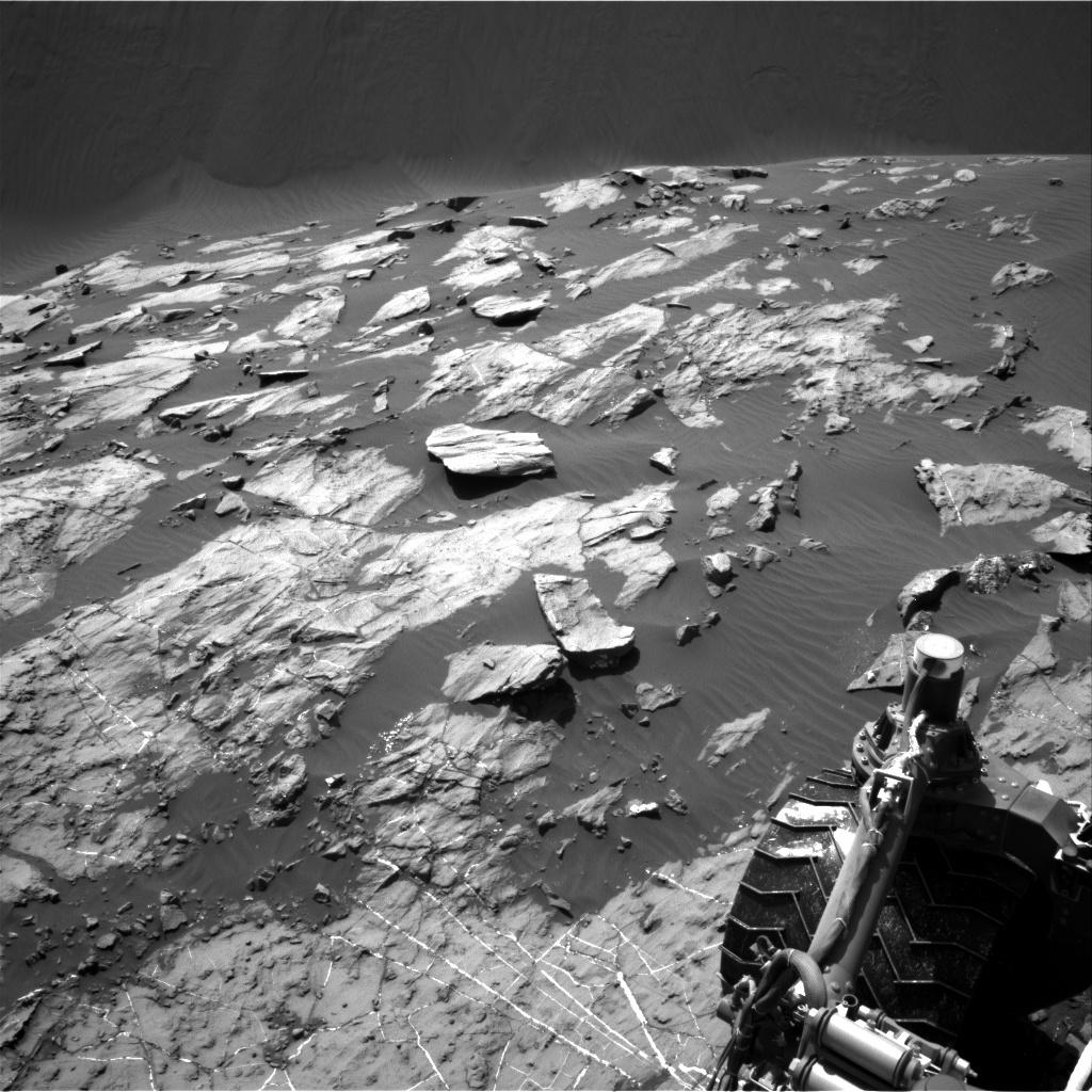 Sol 1200-1201: The Best Laid Plans | USGS Astrogeology ...