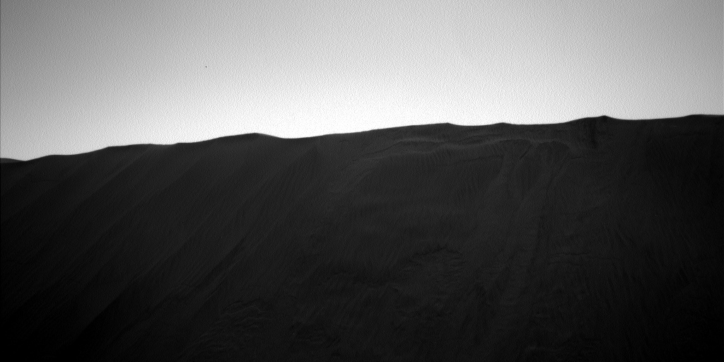 NASA's Mars rover Curiosity acquired this image using its Left Navigation Camera (Navcams) on Sol 1201